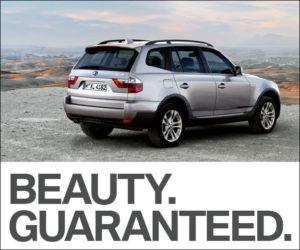 BMW web banner