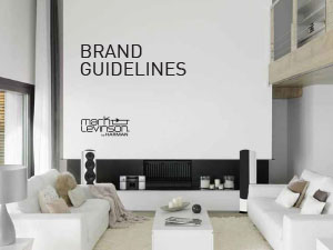 Mark Levinson Brand Guidelines Cover